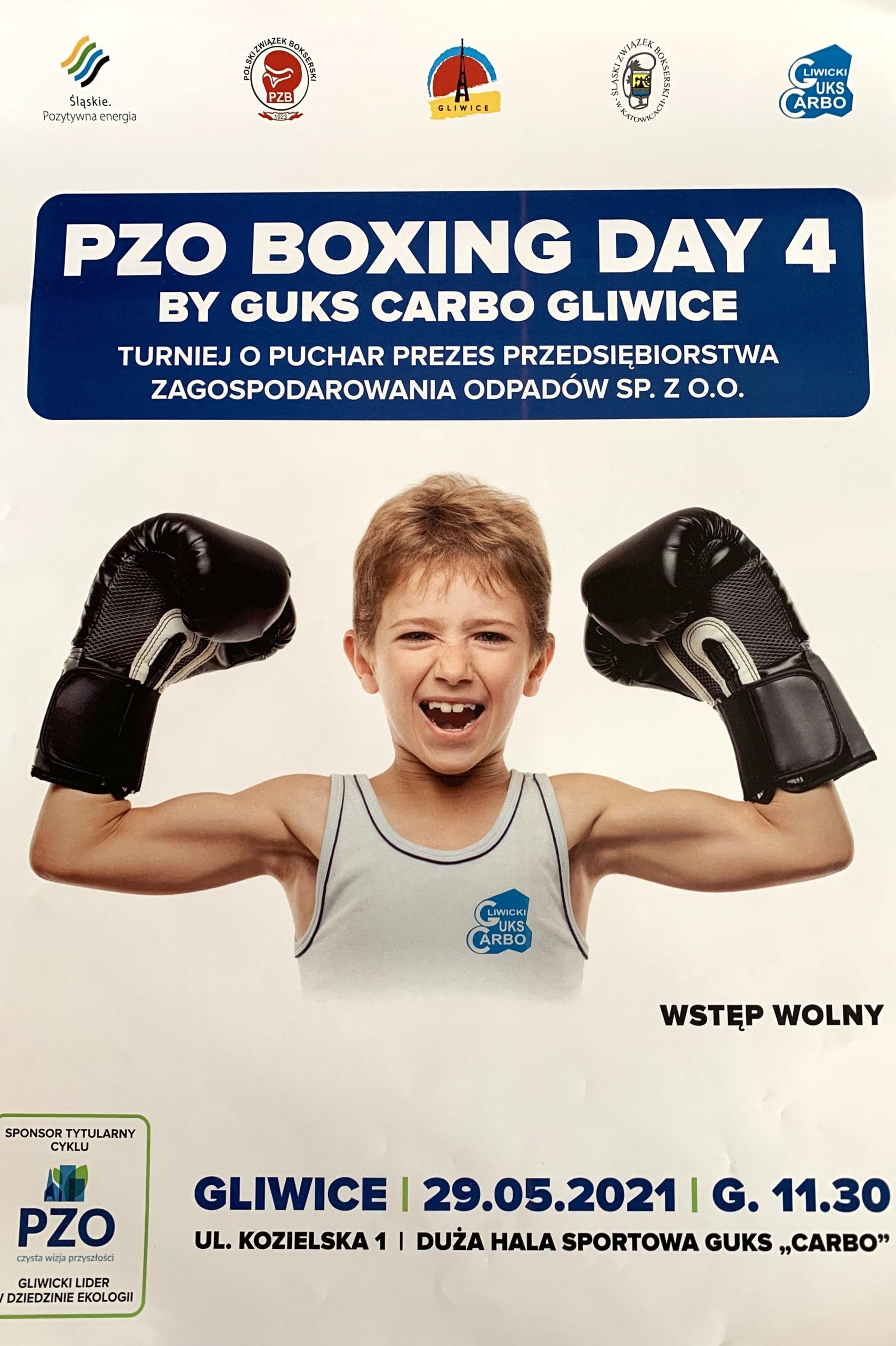 PZO BOXING DAY